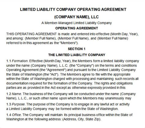 sample partnership agreement   documents
