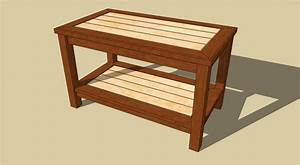 Table Woodworking Plans : Easy Woodworking Projects For