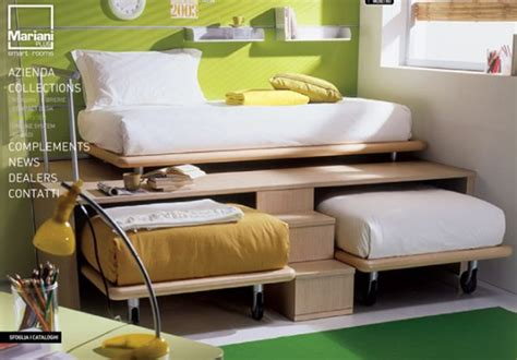 Three Creative Solutions For Furnishing The Children And