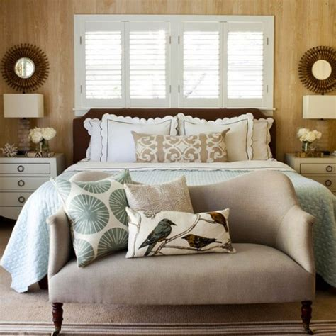 Layering A Bed {9 Lovely Bedrooms}  The Inspired Room
