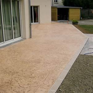 beton decoratif exterieur ramella sarl travaux de With amenagement de terrasse exterieur 1 amenagement autour dun pavillon neuf