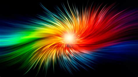 Colorful Abstract Widescreen Wallpaper  Hd Wallpapers