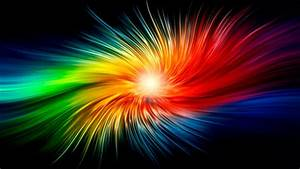 Colorful Abstract Widescreen Wallpaper - HD Wallpapers