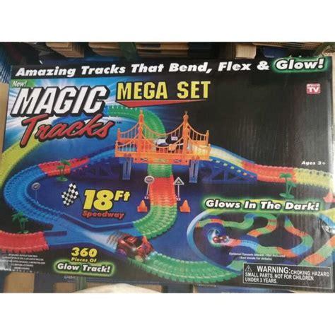 magic tracks voiture magic tracks 360 pi 232 ces de piste 2 voiture la piste de course 233 tonnant qui peut bend flex