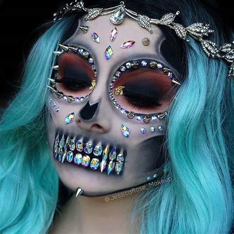 amazing halloween makeup  weve   stayglam