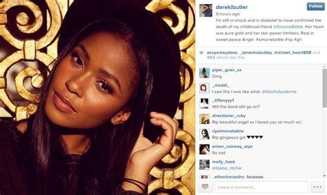 foto de X Factor's Simone Battle Found Dead at LA Home