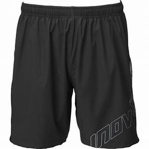 Race Elite 210 Trail Short Black/Grey Mens at ...