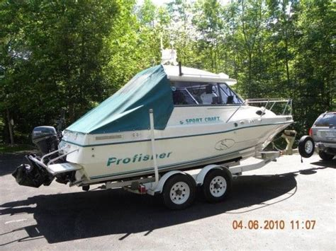Fishing Boats For Sale Renfrew County by 1998 Pro Fisher Pf202 For Sale Vehicles From Renfrew