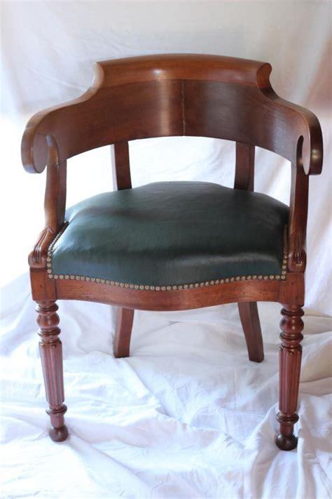 bureau antiquaire fauteuil de bureau xix