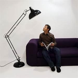 Lampe D Architecte : lampadaire lampe d 39 architecte g ante pas cher ~ Teatrodelosmanantiales.com Idées de Décoration