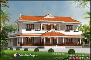 home design flooring kerala style 2288 sqft villa design traditional floor kerala home design
