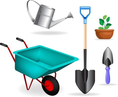 free landscaping tool garden tools free vector in adobe illustrator ai ai encapsulated postscript eps eps