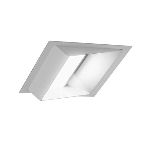 adex awards design journal s222 semi recessed led wall