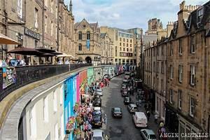 Edimburgo en 2 días Ruta y lugares imprescindibles