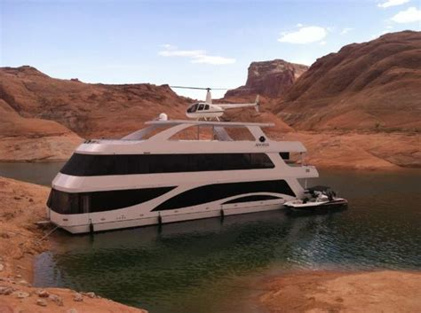 Houseboat Yacht by Meet Adonia Yachts Houseboat Magazine