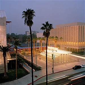 Los Angeles County Museum of Art - Los Angeles, CA - Sunset