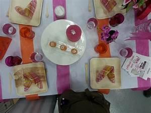 Faire Une Belle Table Pour Recevoir : une table speciale f te des mamans blog z dio ~ Melissatoandfro.com Idées de Décoration