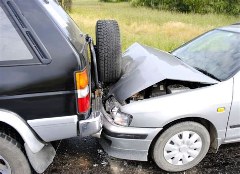 Types Of Car Accidents And Their Magnitude