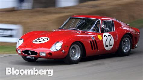Take a Spin in Nick Mason's $40 Million Classic Ferrari ...