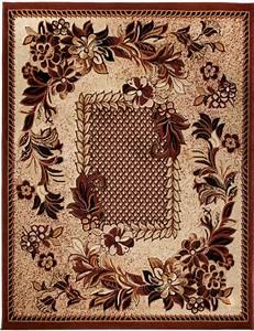 Hochflor Teppich 200x300 : teppich klassisch gemustert in braun ornamente l ufer 200x300 300x400 80x150 ebay ~ Markanthonyermac.com Haus und Dekorationen