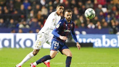 Link Live Streaming Liga Spanyol Levante Vs Real Madrid ...
