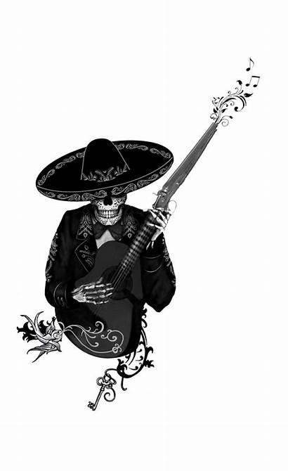 Tattoo Dead Mexican Skull Sugar Tattoos Chicano