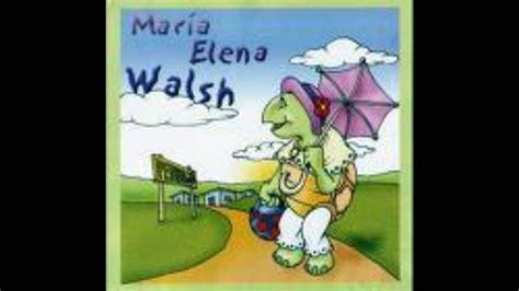 elena maria walsh manuelita canciones