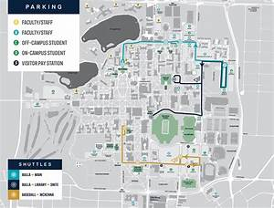 Parking And Shuttle Maps