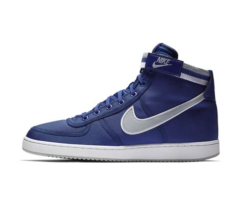 nike vandal supreme the nike vandal high supreme returns in navy blue