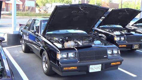 boyle buick car show turbo buicks youtube