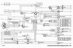 Free Auto Wiring Diagram  Lotus Europa Twin Cam Engine