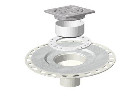 pop up drain stopper assembly schluter kerdi drain drains shower system schluter com