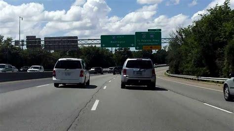 richmond petersburg turnpike interstates 64 95 exits 75