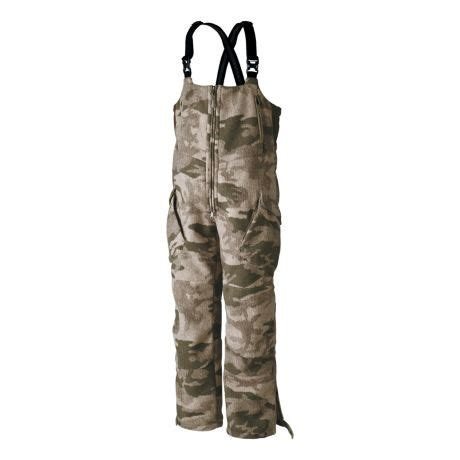 Cabela?s Wooltimate? Whitetail Bibs with 4MOST WINDSHEAR