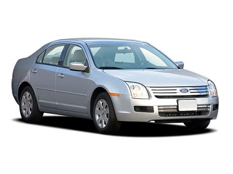 2006 Ford Fusion Mpg by 2006 Ford Fusion Reviews And Rating Motor Trend