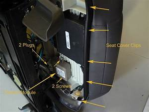 Another Seat Heater  U0026 Module Story - Gm Forum