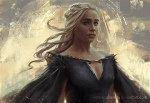 Dragon Queen by Inna-Vjuzhanina on DeviantArt