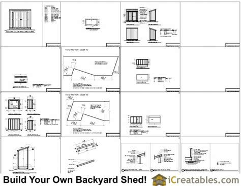 8x8 storage shed material list koras instant get 8x8 shed plans materials list