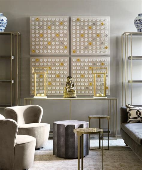 Precious Interior Detailing by Trending Agate And Marble Andrew Martin