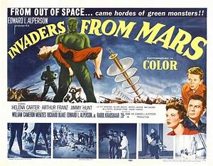 Invaders From Mars Iii - Alien Invasion B Movie Posters
