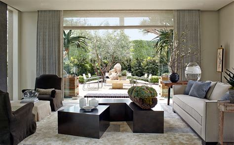 A Comfortable Modern Home With Colorful Accents : Los Angeles Based Interior Designer
