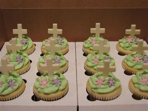 religious themed cupcakes cupcakes easter cupcakes