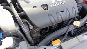 Mitsubishi Lancer Strange Noise From A  C