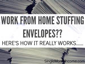 Work From Home Envelope Stuffing Jobs