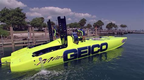 Speed Boat Max Speed by On The Edge High Speed Boat Racing