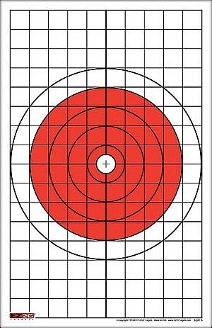 rifle paper targets pistol paper targets ezctargets