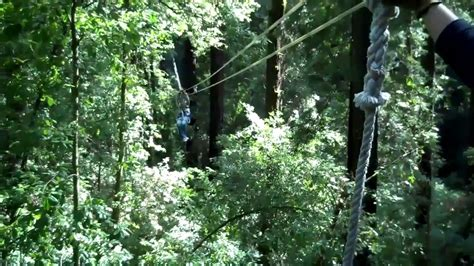 redwood canopy tours ziplining at redwood canopy tours santa