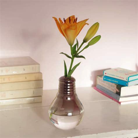 Light Bulb Vase Buy by Light Bulb Vase By Parlane 163 15 00 Buy Uk