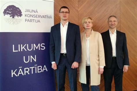 Jaunās konservatīvās partijas Rīgas mēra kandidāti būs ...
