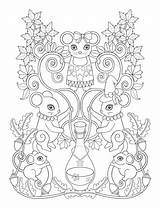 Coloring Pages Para Potion Cute Caderno Flores Salvo Uploaded User sketch template